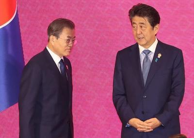 """日韩争端持续,韩国人抵日行动给日本带来的""""麻烦""""不小"""