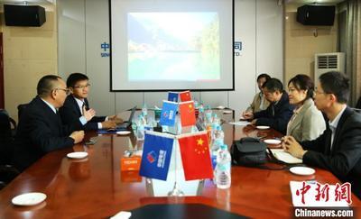 中国驻尼泊尔大使视察上马相迪A水电站