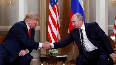 """2020年莫斯科""""普特会""""特朗普表示很愿意 但他真的会去吗?"""