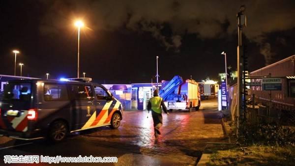 货运冷藏柜又发现25名疑似偷渡客,这次是从荷兰出发的渡轮