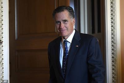 总统宝座不太稳,特朗普试图讨好参议员共和党人,以此扳回一局