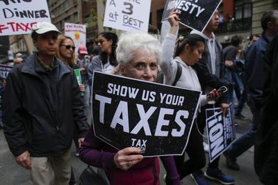 加州要求特朗普公布报税表才能参选的法律被加州最高法院否决