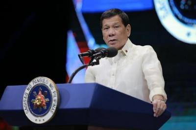 菲总统府:菲律宾人终将感激中国中国会成为菲律宾的榜样