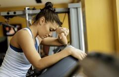 健身丨健身需注意,过度运动不可取