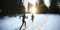 夏练三伏,冬练三九不是没有道理,原来冬天跑步原来有这么多好处
