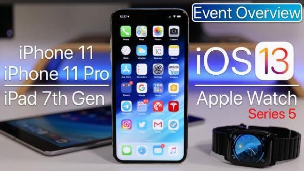 iOS 13下一个正式版即将发布:苹果bug还能修得完吗?