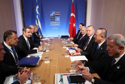 """希腊与土耳其的地中海争端""""吵""""到北约,但北约称""""与己无关"""""""