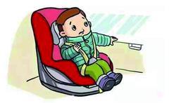 坐儿童安全座椅反而不安全?那是因为有个细节没做对