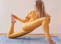 想要瘦腿不用依赖跑步,瑜伽也是理想方式,瘦腿提臀,塑造曲线!