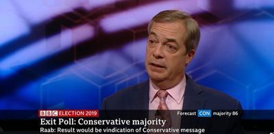 英国大选结果出炉!英镑暴涨,顺利脱欧有戏,鲍里斯笑开了花……