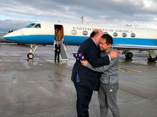 被伊朗拘押三年 华裔博士王夕越终于获释