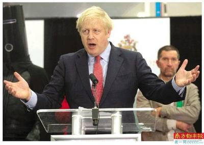 """英国大选约翰逊大胜""""脱欧""""大戏迎来终局?"""