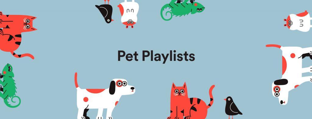 就想「对牛弹琴」,Spotify要为你的宠物做歌单