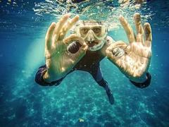 潜水福利!AI处理水下摄影,颜色、清晰度全在线