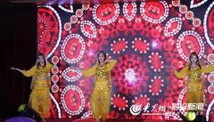 济南市济钢医院成功举办2020年春节联欢会
