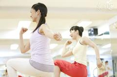 卵巢癌患者激烈运动时,快乐感会增加