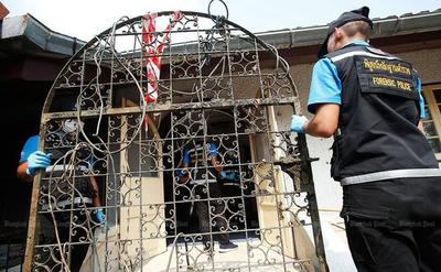 泰国富二代疑是连续杀人魔!警搜索池塘捞出近300件人骨