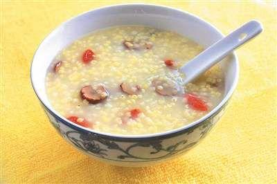 荞麦小米粥,艾灸结合中药调治多种疲劳、失眠等亚健康