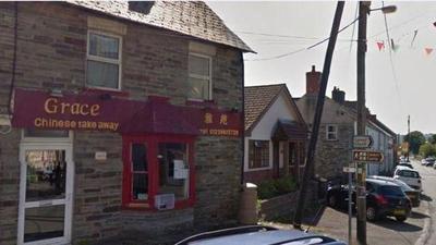 在英国开中餐外卖的老板被判刑 法官看到店内卫生后 直言令人作呕