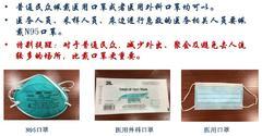 宁波市疾控预防新型冠状病毒感染的肺炎告市民书