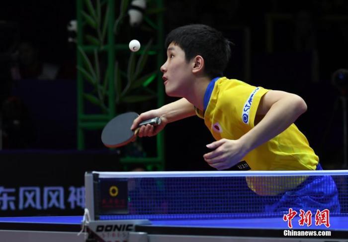 日本公布釜山世乒赛阵容 张本智和伊藤美诚领衔