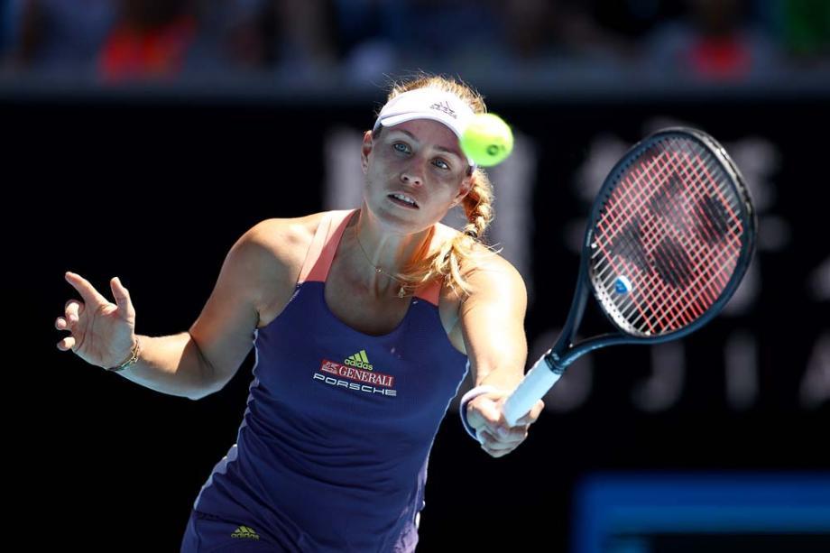 澳网前赛会冠军科贝尔三盘过关 险胜对手晋级
