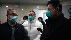 【上观现场直击】抵汉第一日:上海医疗队迅速投入工作,摸底金银潭医院新隔离病房