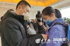 """经历过""""非典""""的济南女护士28日跟随山东医疗队驰援疫区"""