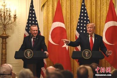 美土领导人通话 讨论叙利亚、利比亚问题