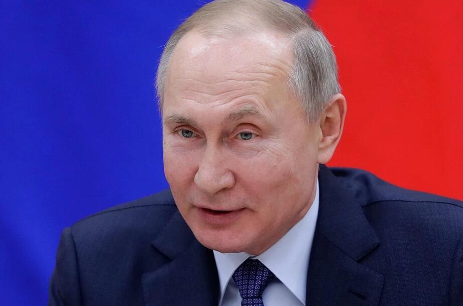 """俄运动员要给总统""""送狗"""",普京很感兴趣:该怎么喂它?"""