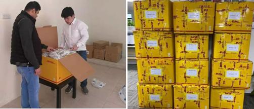 抗疫情保生产 , 上海宝冶科威特项目吹响党员冲锋号
