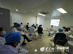 济南市一院:院感知识再培训防控能力再提升