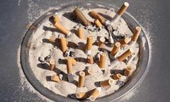 烟民更需警惕新冠肺炎风险