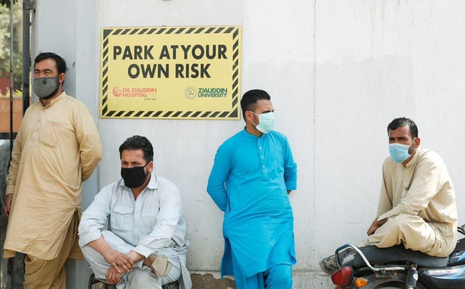 巴基斯坦出现神秘疾病!已致14人死亡,200多人住院