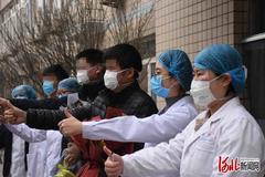 河北邢台又有3例患者出院 其中一人曾为重症患者