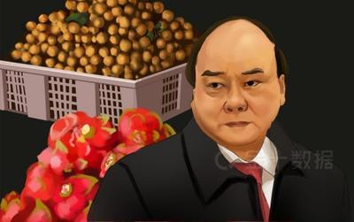 最新,越南1月蔬果进出口额大减20.6%!对华农产品出口严重停滞
