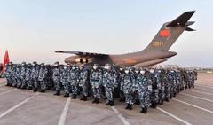 """""""战友已至武汉,我要与他们共同奋战!""""海军第二批参加军队支援湖北医疗队进驻湖北省妇幼"""