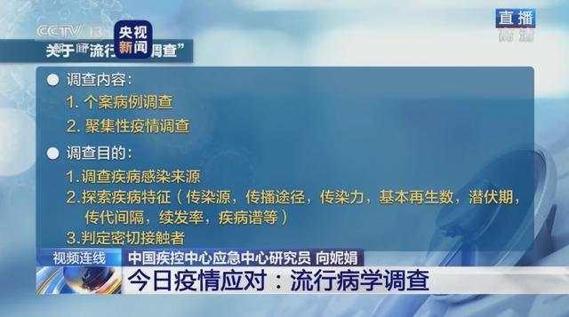 中国疾控中心研究员向妮娟:新冠肺炎的传播指数在下降