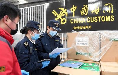 """疫情防控经济发展两肩挑!郑州对外开放""""空中丝绸之路""""不停航不断航"""