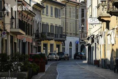 意大利79例成欧洲疫情最严重国家 封锁12个城镇