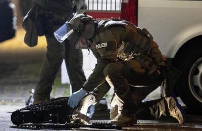 又是枪击案,不过这次发生在德国身上,数人不幸中弹