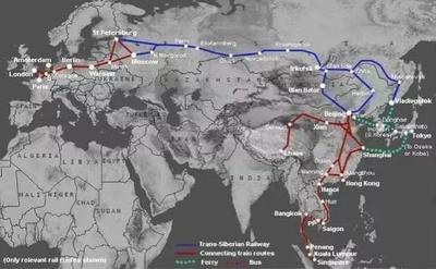 西伯利亚大铁路:撬动远东战略平衡的杠杆