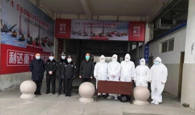 """枣庄战""""疫""""丨李晓明:做疫情防控战线的忠诚卫士"""