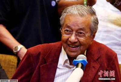 马来西亚总理递交辞呈 曾表示执政一两年后辞职
