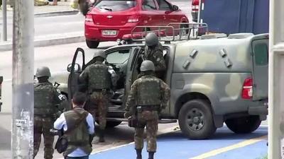 巴西塞阿拉州警察罢工导致凶杀率激增5倍,总统派出军队平息暴乱