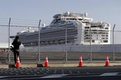 新冠肺炎| 钻石公主号再多一死亡病例 累计4名乘客死亡
