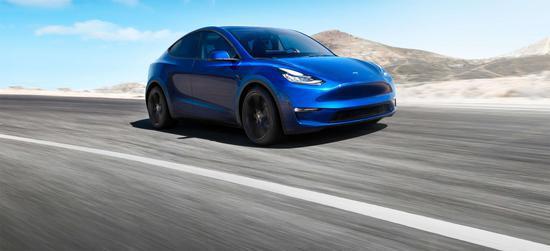特斯拉确认将于3月份交付首批Model Y