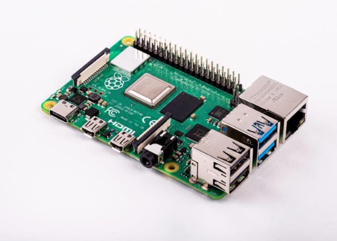 判断版本新旧靠摸奖:新版树莓派4 已修复USB 3.1规格Type C线缆充电问题