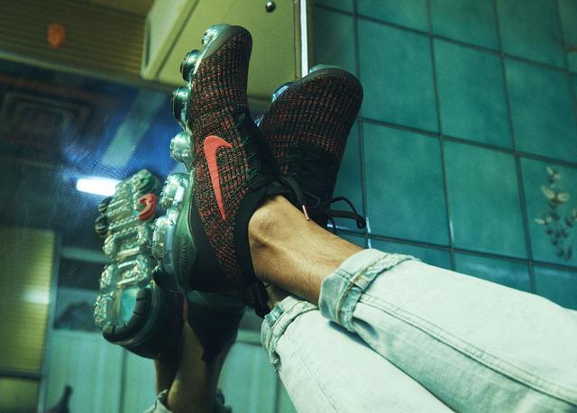 """名牌球鞋再生路:你的Nike鞋可能是塑料瓶""""转世"""