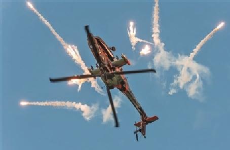 直升机战场生存指南